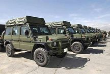 Mercedes G Wagon (W461 and more)