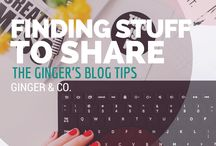 Blogging- Tips and How To