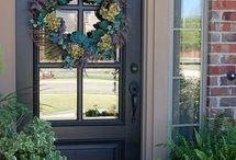 Front door / by Christie Vanbruaene