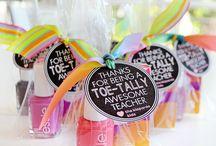 Daycare teacher gifts