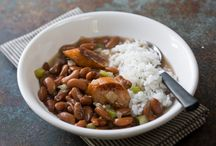 *Beans & Rice