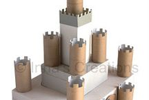 Papierowe zamki / Metodyka zajęć technicznych • Inspiracje dla studentów...