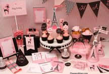 casey's wedding events/bachelorette party ideas / by Sara Maslyn