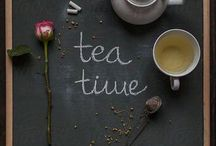The Art of Tea / Beautiful tea cups and tea visuals.  / by Plum Deluxe