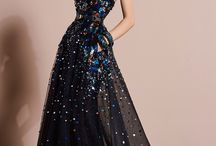 fashion gown, dress