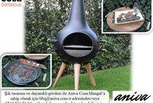 ANIVA COSA BBQ - MANGAL / COSA BBQ - MANGAL