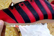 Sepatu Futsal Pantofola d Oro