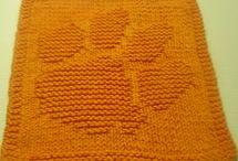 Dishcloth patterns