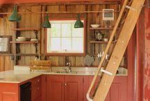 Tiny House / by Homespun Handmaiden