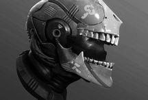 cascos/mascaras