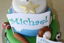 Cool Cakes / by Tina McLean
