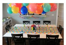 CELEBRATIONS - Birthday Party Ideas / by Michelle Adams