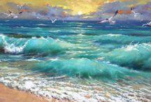 olas y mares