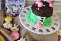 Cuppy's Second Birthday / by Erin S at Woof Tweet Waah