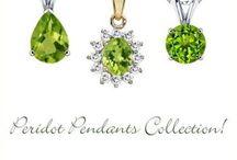 Peridot-Jewelry