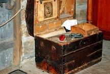 Restoring Antique Steamer Trunk