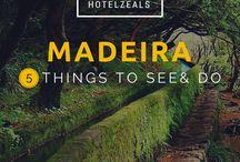Madeira / Madera