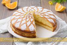 torta cuore d' arance