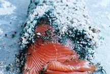 All things Salmon / Healthy Salmon Recipes - Υγιεινές συνταγές με Σολομό