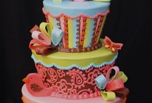 Decorative Cakes / by Jean G.