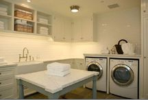 Laundry Room/Mud Rooom / by Mary Wilusz