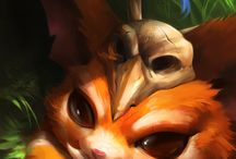 LEAGUE OF LEGENDS - GNAR (GNAR GNAR GNAR, GNAR GNAR GNAR ♪)