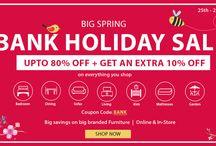 Spring Bank Holiday Furniture Sale