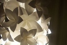 Beautiful hand-made chandeliers and lights