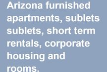 Housing Resources ARIZONA / *Disclaimer: Inclusion to this board does not represent an endorsement by Career Development Office.* It is the responsibility of the student or alumnus to take all necessary precautions when obtaining housing.