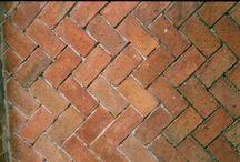 Tiles and floor