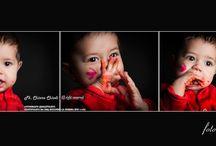 Bimbi So Special / I bambini ripresi con attenzione alla loro gamma espressiva