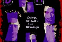 Songs of Faith and Devotion / Different kettle. Different fish.  Different bleeding slice of heart...