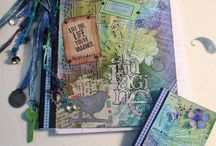 journals and notebooks / by Kim Conner