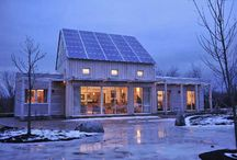 LEED/Net-Zero/Passive Homes