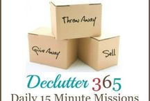 Declutter Ideas
