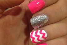 Nails / by Molly Trenary