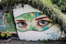 STREET ART  / by Willow-isa