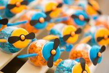 Aniversário Aviões Disney