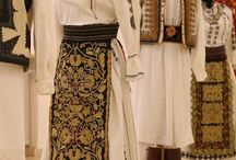 Romanian folk, fashion, tradition, etc.