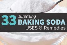 Baking soda remedies