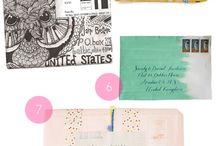 Envelope Inspiration