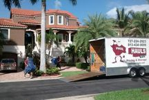 St Petersburg Movers / Moves we made in St. Petersburg, Florida. Showcasing some very nice homes.