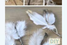 DIY Ideen deutschsprachiger Blogger - Naturmaterialien