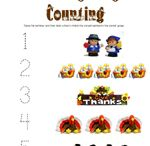Thanksgiving ideas for kids / by Becky VanRiper