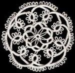 Käpyily / Tatting