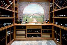 Craftsman Wine Cellar Design
