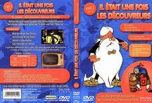 Cover Dvd - Il etait une fois... les decouvreurs