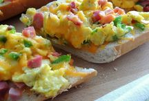 Breakfast or Brunch / Egg related food / by Anne Riepma
