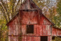Barns / by Sherry Markle