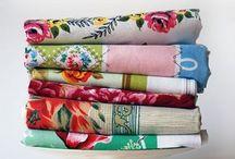 Vintage Linen / by Jenny Cowan